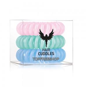 Hair Bobbles HH Simonsen Резинка-браслет для волос Набор: Admirable mix 3 шт