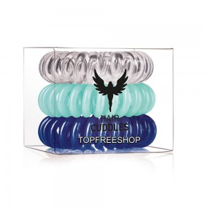 Hair Bobbles HH Simonsen Резинка-браслет для волос Набор: Sea mix 3 шт