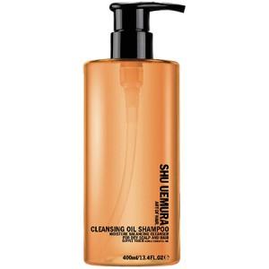 Shu Uemura Art of Hair Cleansing Oil Shampoo Moisture Balancing Cleanser Шампунь с очищающим маслом для сухой кожи головы 400 мл