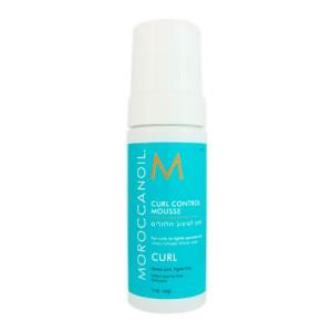 Moroccanoil Curl Control Mousse Моделирующий мусс для кудрявых и вьющихся волос