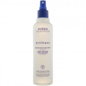 Aveda Brilliant Medium Hold Hair Spray Спрей для придания блеска волосам средней фиксации