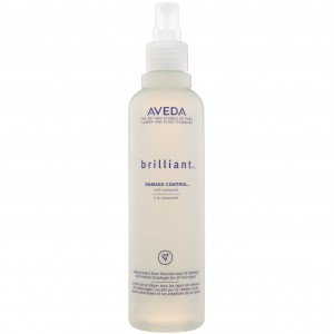 Aveda Brilliant Damage Control Термозащитный спрей для горячей укладки волос