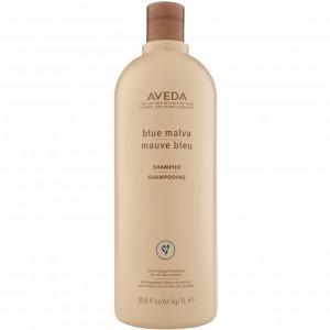 Aveda Pure Plant Blue Malva Shampoo Тонирующий шампунь для седых волос