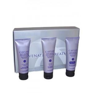 ALTERNA CAVIAR ANTI-AGING SEASILK Rejuvenation Treatment Трехфазовое интенсивное восстановление волос