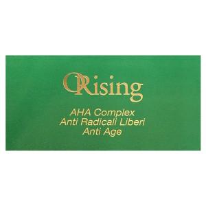 ORising AHA Complex Anti-Age Экологический фитолосьон с фруктовыми кислотами против старения волос в ампулах 8 х 5 мл