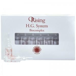 ORising H.G. System Biocomplex Лосьон биокомплекс в ампулах 12 х 7 мл