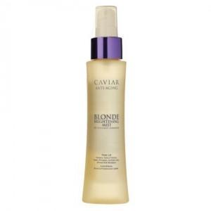ALTERNA CAVIAR ANTI-AGING Blonde Brightening Mist Лёгкий спрей для сияния светлых волос