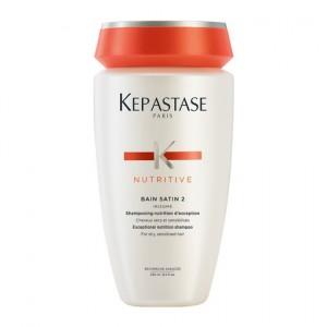 Kerastase Nutritive Bain Satin 2 Шампунь для сухих и чувствительных волос
