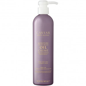 "ALTERNA CAVIAR MOISTURE INTENSE Oil Creme Pre-Shampoo Treatment Уход-лечение ""Интенсивное увлажнение"" до использования шампуня"