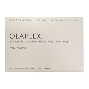 Olaplex Stand Alone Professional Treatment Разовый набор Олаплекс
