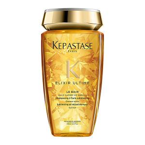 Kerastase Elixir Ultime Oleo-Complexe Sublime Cleansing Oil Shampoo Очищающий шампунь обогащенный маслами 250 мл