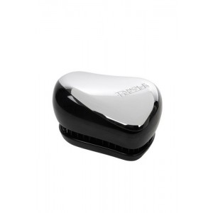 Tangle Teezer COMPACT Silver Luxe Компактная расческа Цвет: Серебристый