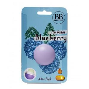 Beauty Bar Lip Balm Blueberry Бальзам для губ Черника
