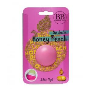 Beauty Bar Lip Balm Honey Peach Бальзам для губ Персик