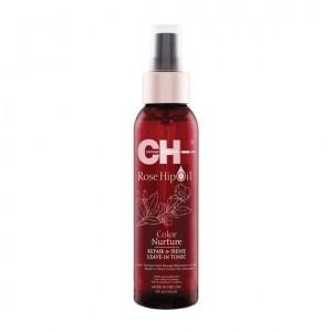 CHI Rose Hip Oil Repair and Shine Leave-in Tonic Несмываемый спрей с маслом розы и кератином