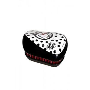Tangle Teezer COMPACT Hello Kitty Black Компактная расческа Цвет: Хеллоу Китти