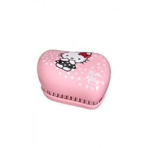 Tangle Teezer COMPACT Hello Kitty Pink Компактная расческа Цвет: Хеллоу Китти, розовый
