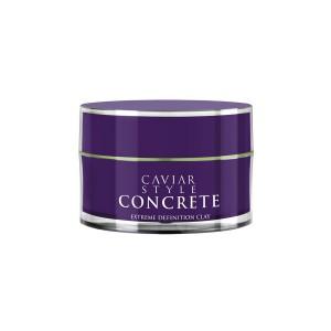 ALTERNA CAVIAR STYLE Concrete Extreme Definition Clay Моделирующая глина ультра сильной фиксации