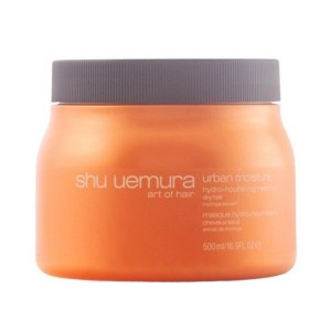 Shu Uemura Art of Hair Urban Moisture Hydro-Nourishing Deep Treatment Masque Питательная увлажняющая маска 500 мл