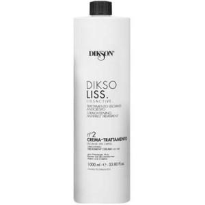 Dikson Diksoliss Lissactives Straightening Treatment Cream №2 Разглаживающий крем №2