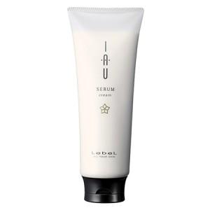 Lebel IAU Serum Cream Аромакрем  для увлажнения и разглаживания  волос