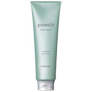 Lebel Proedit Care Works Treatment Soft Fit+ Интенсивно увлажняющая маска