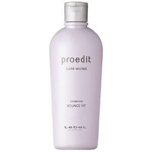 Lebel Proedit Care Works Shampoo Bounce Fit Восстанавливающий шампунь для сильно поврежденных, сухих и ломких волос