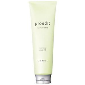 Lebel Proedit Care Works Treatment Curl Fit Восстанавливающая маска для тонких, сухих, непослушных и вьющихся волос