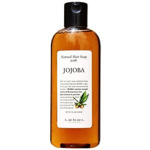 Lebel Natural Hair Soap With Jojoba Шампунь увлажняющий с маслом жожоба