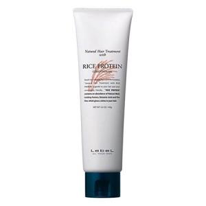 Lebel Natural Hair Treatment With Rice Protein Conditioning Маска восстанавливающая для волос с протеинами риса