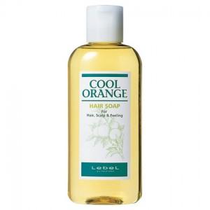 Lebel Cool Orange Hair Soap Шампунь для жирной кожи головы и волос