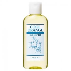 Lebel Cool Orange Hair Soap UC Шампунь для предотвращения выпадение волос