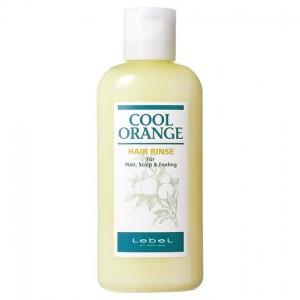 Lebel Cool Orange Hair Rinse Бальзам для кожи головы и волос