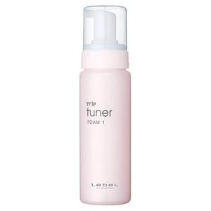 Lebel Trie Tuner Foam 1 Воздушная пена для нормальных, поврежденных и жестких волос
