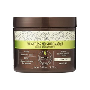 Macadamia Professional WEIGHTLESS MOISTURE Masque Легкая увлажняющая маска