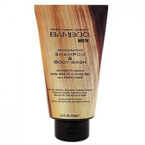 ALTERNA BAMBOO MEN Invigorating Shampoo & Body Wash Тонизирующий шампунь & гель для душа 250 мл