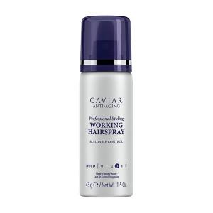 ALTERNA CAVIAR ANTI-AGING Working Hair Spray Лак-спрей подвижной фиксации с экстрактом икры 43 г