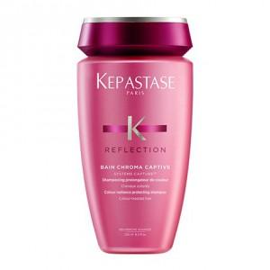 Kerastase Reflection Bain Chroma Captive Бeзсульфатный шампунь-ванна для окрашенных волос 250 мл