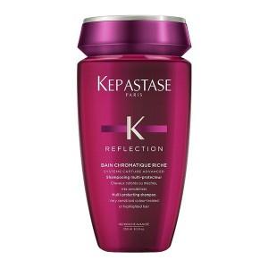 Kerastase Reflection Bain Chromatique Riche Шампунь для защиты очень чувствительных окрашенных или осветленных волос 250 мл