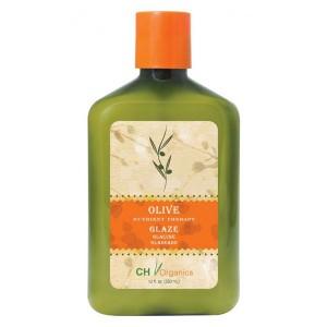 CHI Organics Olive Nutrient Therapy Glaze Глазурь для укладки с маслом оливы