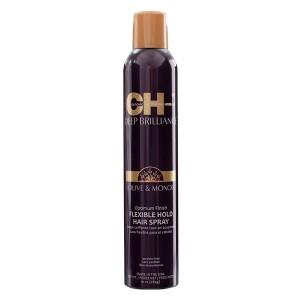 CHI Deep Brilliance Optimum Finish Flexible Hold Hair Spray Лак для волос подвижной фиксации