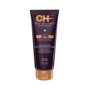 CHI Deep Brilliance Soothe & Protect Hair & Scalp Protecting Cream Крем для защиты кожи головы и снятия раздражения