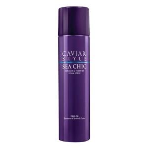 ALTERNA CAVIAR STYLE Sea Chic Volume & Texture Foam Spray Спрей-пена для объема и текстуры волос