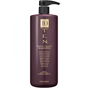 ALTERNA 10 The Science of Ten Shampoo Шампунь для всех типов волос 10 активных компонентов для достижения роскошных волос