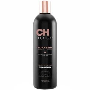CHI Luxury Black Seed Oil Gentle Cleansing Shampoo Нежный очищающий шампунь с маслом черного тмина