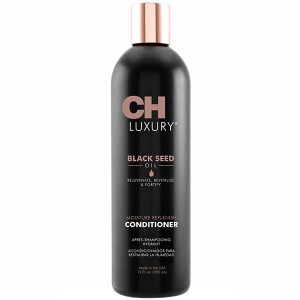 CHI Luxury Black Seed Oil Moisture Replenish Conditioner Увлажняющий кондиционер с маслом черного тмина
