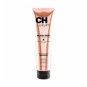 CHI Luxury Black Seed Oil Revitalizing Masque Восстанавливающая маска с маслом черного тмина
