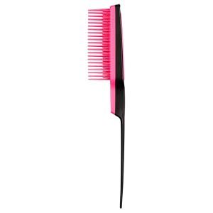 Tangle Teezer BACK-COMBING HAIRBRUSH Pink Embrace Расческа для создания начесов Цвет: Розовый с Черным