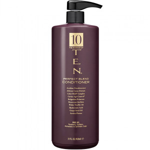 ALTERNA 10 The Science of Ten Conditioner Кондиционер 10 активных компонентов для достижения роскошных волос 920 мл