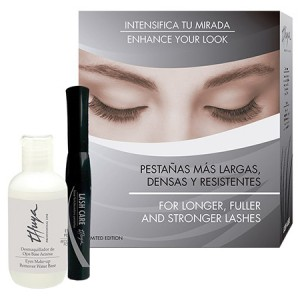 Thuya Care Kit Eyelash Strengthening Gel + Make-Up Remover Набор: Укрепляющий гель для ресниц + Средство для снятия макияжа
